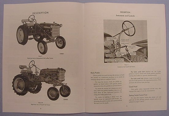 tm tractor parts for mccormick farmall cub  international