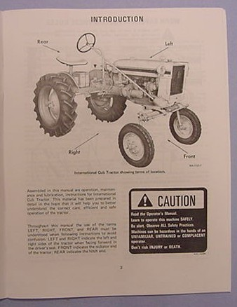 221206347143 furthermore 1952 Harry Ferguson Tractor Wiring Diagram additionally 600 Tractor Parts Diagram in addition 957fp together with Cub Cadet Ltx 1040 Wiring Diagram. on farmall cub tractor parts manual