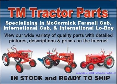 TM Tractor Parts